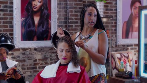 Trailer Barbershop: The Next Cut